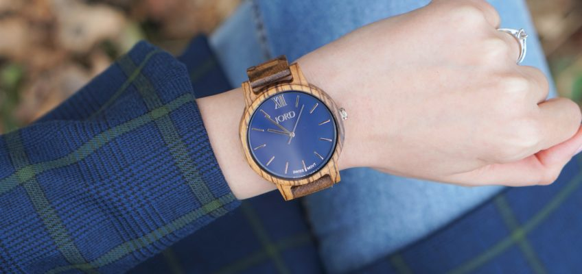 JORD WATCH – A UNIQUE TIMEPIECE OF NATURAL BEAUTY