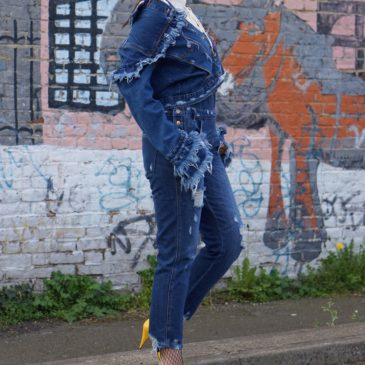 DENIM TOTAL LOOK